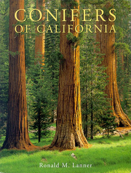 Conifers of California - Cover
